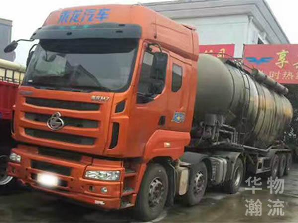 乘龍M7罐裝車,400馬力,創富版